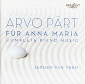 Für Anna Maria : complete piano music