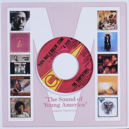 The complete Motown singles : The sound of young America 1972. vol.12 B