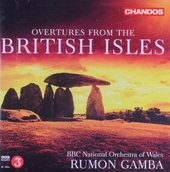 Overtures from the British Isles