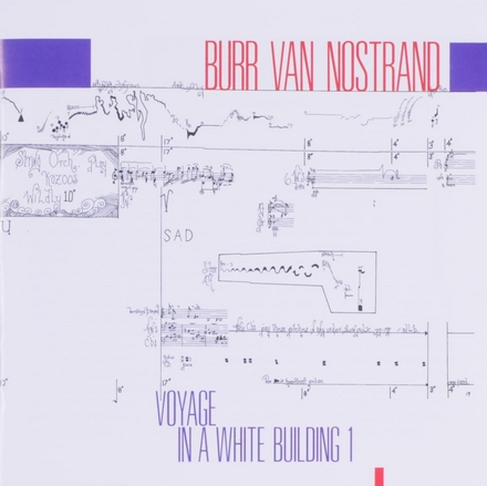 Voyage in a white building 1