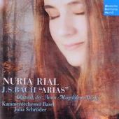 Arias : Chronik der Anna Magdalena Bach