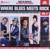 Where blues meets rock. Vol. 9