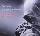 Lamentationes Hieremiae : liber tertius
