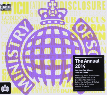 Ministry of Sound : The annual 2014