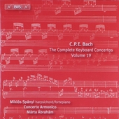 Keyboard concertos Volume 19. vol.19