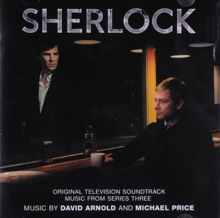 Sherlock : original televison soundtrack : music from series three