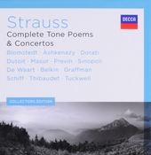 Complete tone poems & concertos