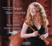 Graun : oboe concertos