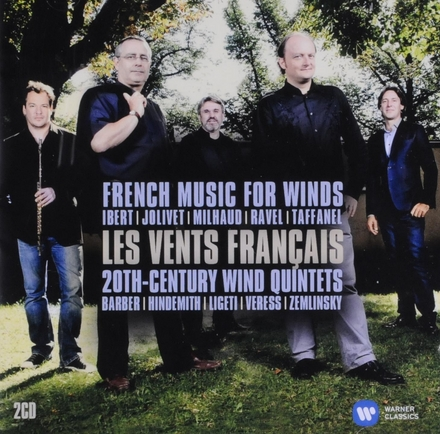 French wind quintets ; 20th-century wind quintets