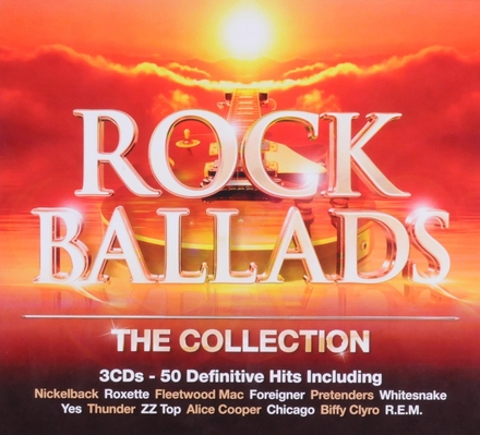 Rock ballads : the collection : 50 definitive hits