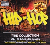 Hip-hop : the collection : 55 definitive hits