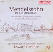Mendelssohn in Birmingham. Vol. 1