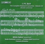 Keyboard concertos Volume 20 : Double concertos. vol.20