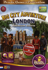 Big city adventure : London