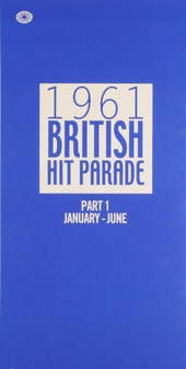 1961 British hit parade : January-June. vol.1