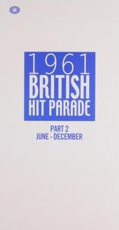 1961 British hit parade : June-December. vol.2