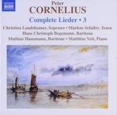 Complete Lieder 3. vol.3