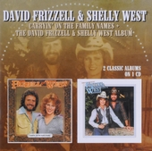 Carryin' on the family names ; The David Frizzell & Shelly West album