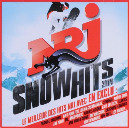 NRJ snow hits 2014