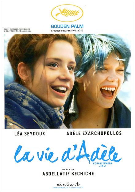 La vie d'Adèle : chapitres 1 & 2