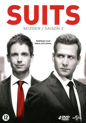 Suits. Season two