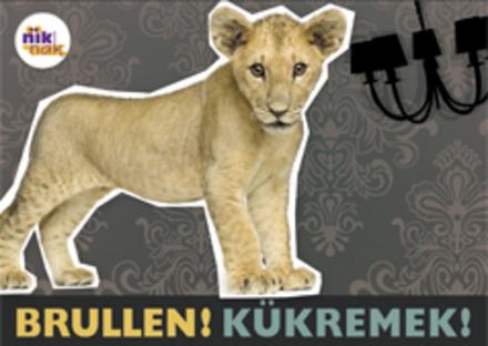 Brullen! [Nederlands-Turkse versie]