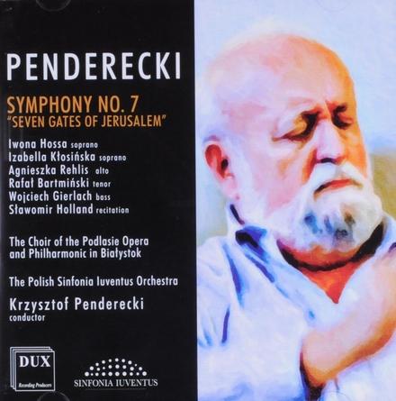"""Symphony no.7 """"Seven gates of Jerusalem"""""""