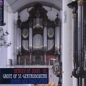Ibach-orgel Grote of St.-Gertrudiskerk Bergen op Zoom