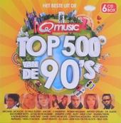 Het beste uit de Qmusic top 500 van de 90's