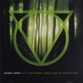 Skinny Puppy live bootlegged, broke and in solvent seas