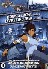 De legende van Korra : boek 1 : lucht. Deel 2