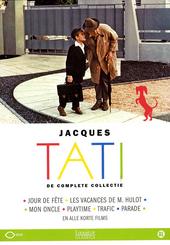 Jacques Tati : de complete collectie