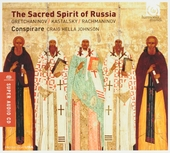 The sacred spirit of Russia : Christmas liturgy from a Russian cathedral
