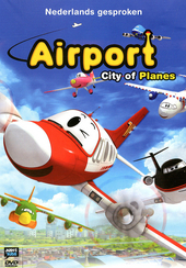 Airport : city of planes. [1]