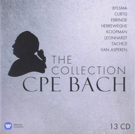 The collection CPE Bach