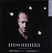 Insomnia : A nocturnal voyage in song