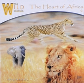 The heart of Africa : The wild series. vol.9