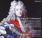 Peace & celebration