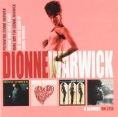 Presenting Dionne Warwick ; Anyone who had a heart ; Make way for Dionne Warwick ; The sensitive sound of Dionne Wa...