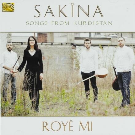 Royê mi : songs from Kurdistan
