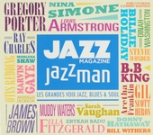 Jazz magazine : jazz man
