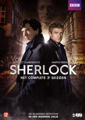 Sherlock. Seizoen 3
