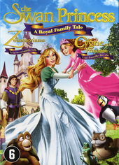 De zwanenprinses : er was eens een koninklijke familie