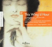 This wing'd hour