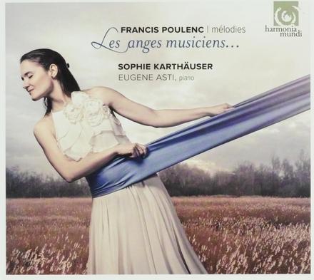 Les anges musiciens ... : mélodies