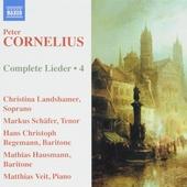 Complete lieder 4. vol.4