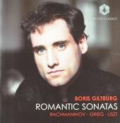 Romantic sonatas : Rachmaninov, Grieg, Liszt