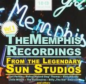 The Memphis recordings from the legendary Sun studios. vol.1