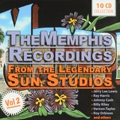 The Memphis recordings from the legendary Sun studios. vol.2