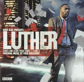 Luther : songs and score from series 1, 2 and 3
